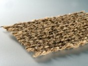 COCONUT-FIBRE MATS and JUTE-FIBRE MATS